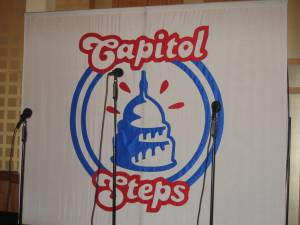 Capitol Steps - Hilarious Comedy Act on American Politics